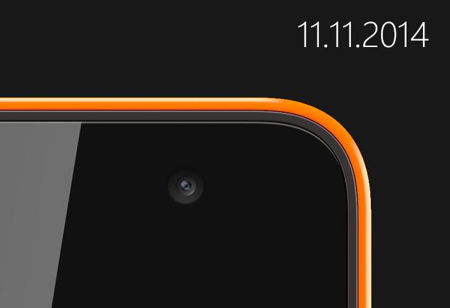 Microsoft Lumia 535 wird am 11. November vorgestellt