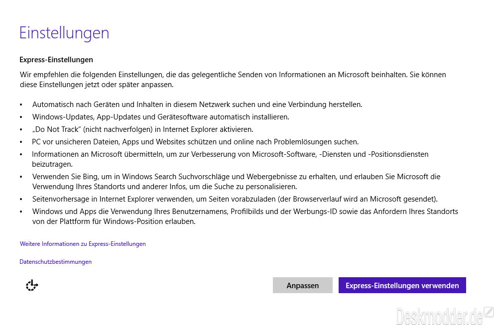 Windows 10 Build 9888 in deutsch einmal genauer angeschaut