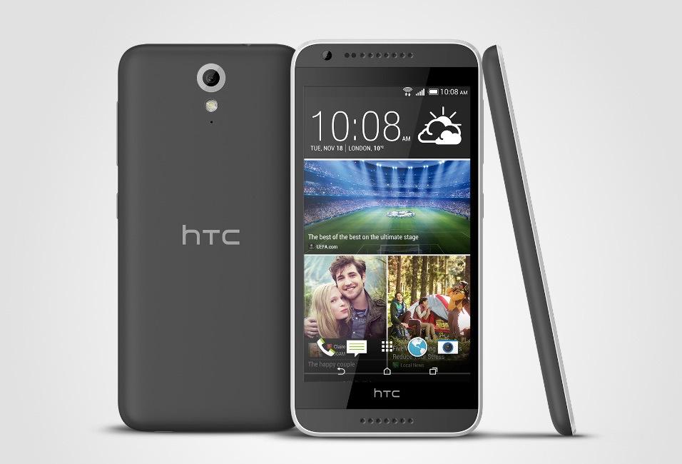 HTC stellt Desire 620 vor. Konkurrenz für das Motorola Moto G (Gen. 2) ?