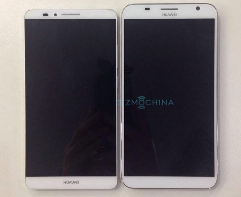 Bild und Spezifikationen vom Huawei Ascend GX1 aufgetaucht