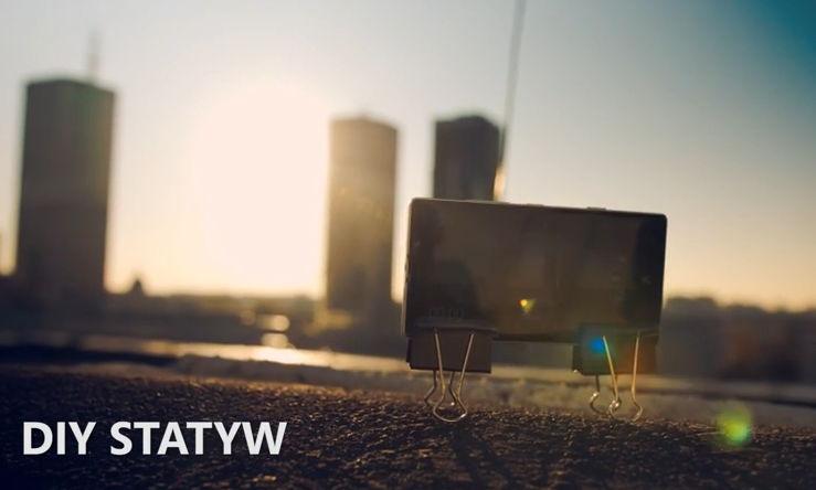 Verschiednene einfache Stative für ein Lumia mit tollen Endergebnissen im Video