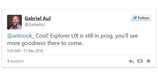 Windows 10: Auch an der Exploreransicht wird noch gefeilt und löst Spekulationen aus