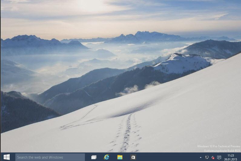 Windows 10: Installation der Januar Preview im Video