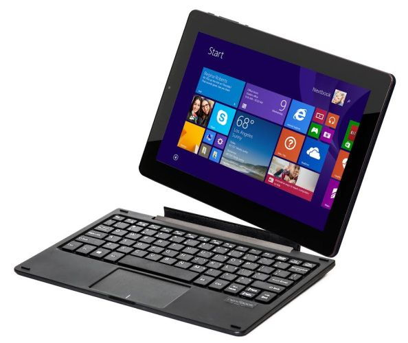 [CES 2015] E FUN kommt mit drei 2-in-1 Nextbooks mit Windows 8.1