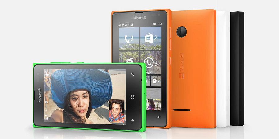 Lumia 435 und Lumia 532 von Microsoft vorgestellt (Video)