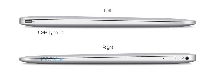 Zukünftiges MacBook Air zu dünn für Anschlüsse?