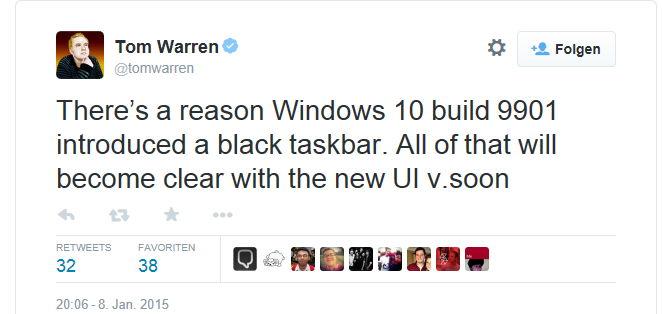 Windows 10 – Es wird spannend (Screenshot) [Update]