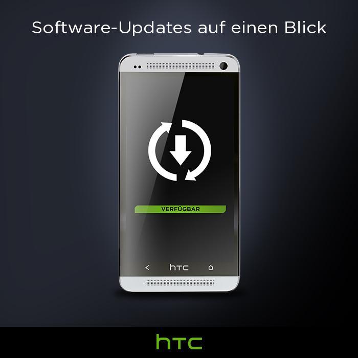 HTC One M7 – Update auf Android 5.0.2 kommt in Deutschland an