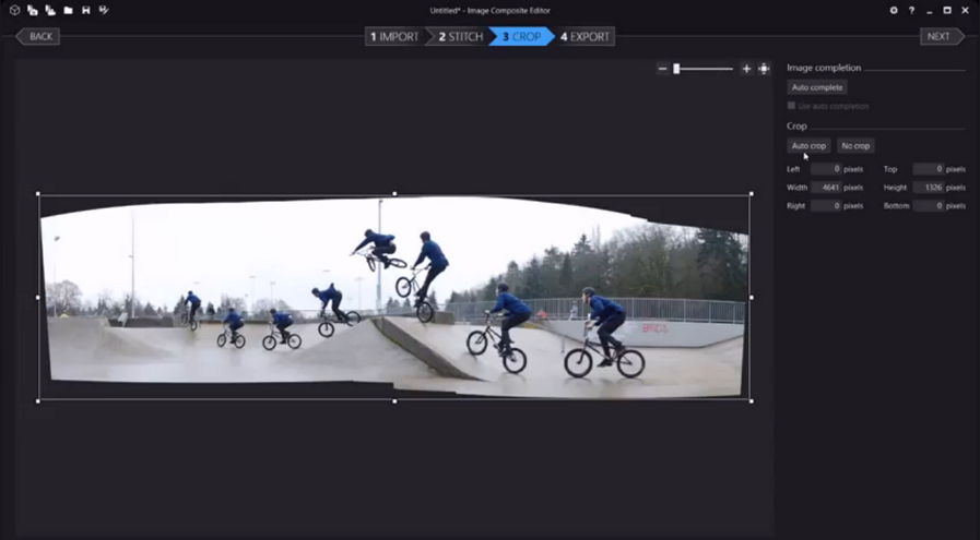 Image Composite Editor von Microsoft Research mit einem Update [Video]