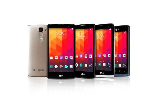 LG Magna, Spirit, Leon und Joy – LG stellt 4 neue Einsteiger- und Mittelklasse-Smartphones vor