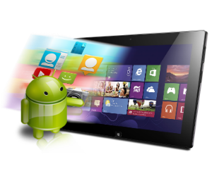 DuOS-M® – Android-Apps unter Windows 7 und Windows 8.1 nutzen