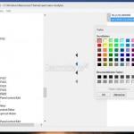 Mit dem msstyleEditor einen Visual Style bearbeiten und verändern