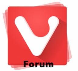 Vivaldi Browser neuer Snapshot  1.0.105.7