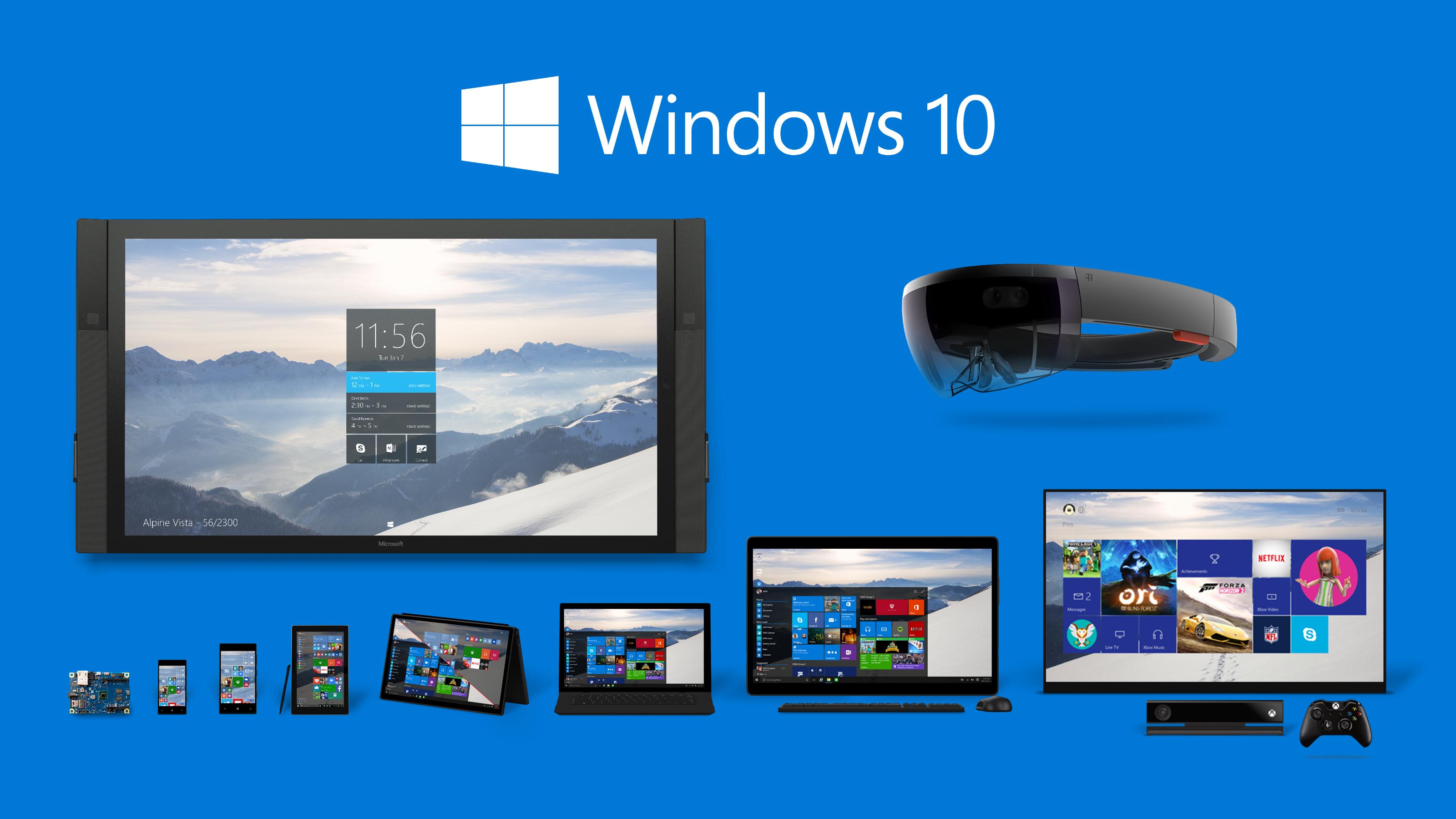 Windows 10 Insider Preview 10074 offiziell über den Slow- und Fast-Ring sowie als ISO verfügbar