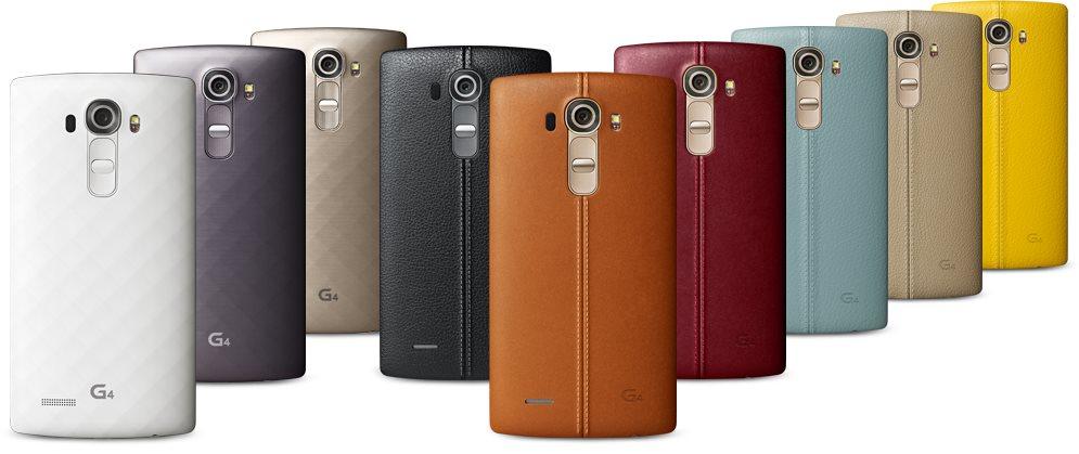LG G4 – Neues Video mit Hauptaugenmerk auf die Lederrückseite