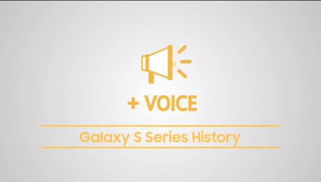 """Eine Reise durch die """"Galaxy"""" – Video zeigt Geschichte der Galaxy-S Reihe"""