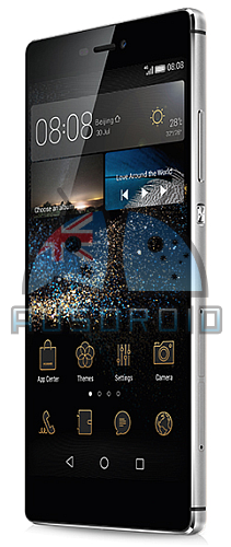 Pressebilder vom kommenden Huawei P8 & Huawei P8 Lite