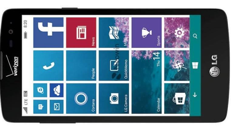 Windows 10 für Smartphones: Neue Gesten und ein Smartphone von LG?