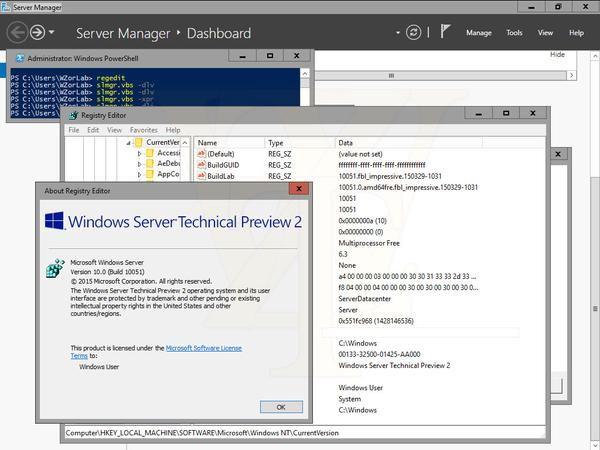 Windows Server Technical Preview 2 erscheint im Mai