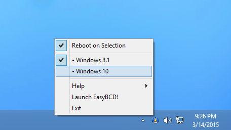 zwischen desktop umschalten