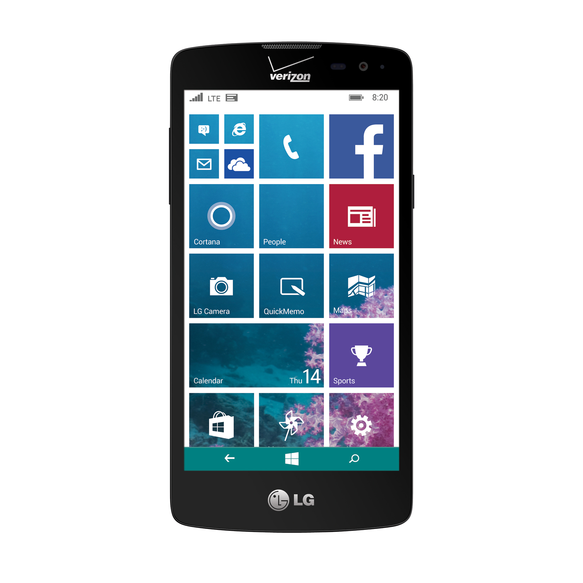 LG Lancet – Windows Phone vorgestellt