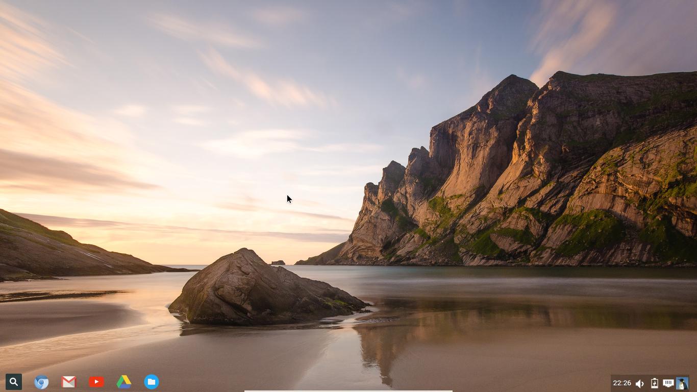 Chromium OS 1.0 veröffentlicht
