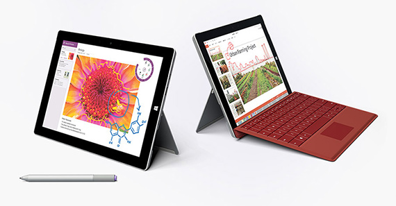 Surface 3: Pre-Release Treiber für Windows 10 per Windows Update verfügbar