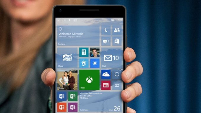 Windows 10 Mobile Build 10136 – Video & Screenshots der neuen Preview