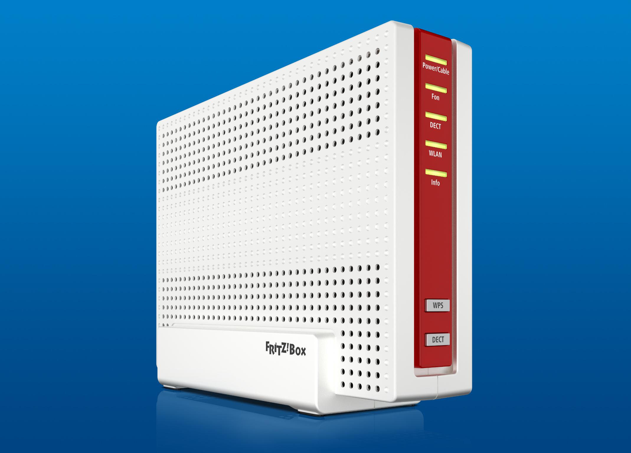 FRITZ!Box 6591 Cable mit neuem Laborupdate (07.19-78763 / 20.05.2020)