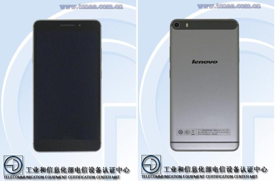 Fotos des Lenovo 6.8 Zoll Phablets aufgetaucht