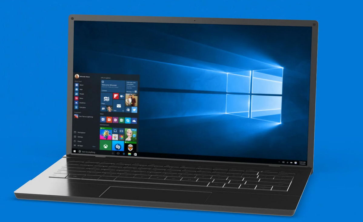 Wird das unser neues Windows 10 Standard-Wallpaper? (Video)