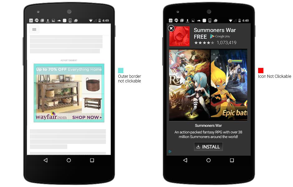Google: Weitere Maßnahmen gegen ungewollte Klicks auf Werbeanzeigen