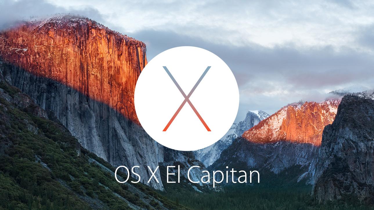 OS X El Capitan: Bessere Performance und wenige Neuerungen