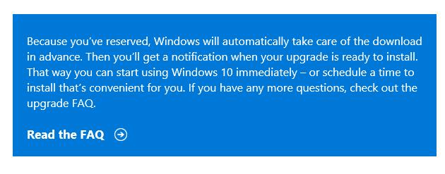 windows 10 reserviert wann download