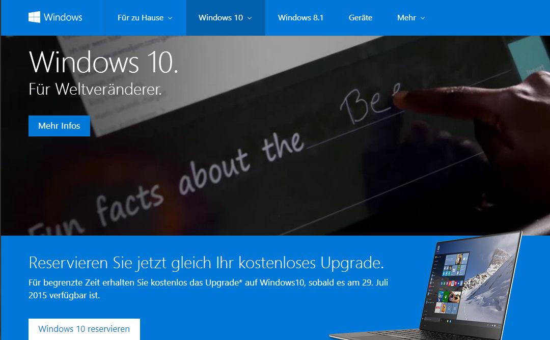 Noch Fragen offen ? Microsoft stellt neue Videos zum Upgrade von Windows 10 online