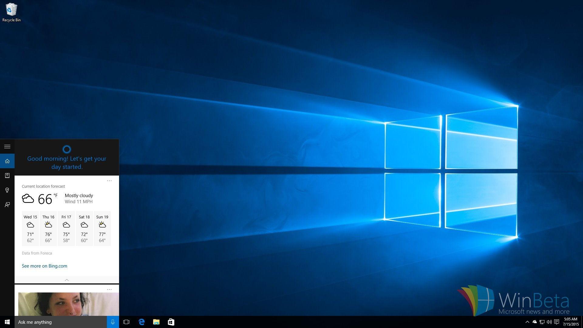 Noch 5 Tage bis zum Start von Windows 10 – Tutorials Teil 4