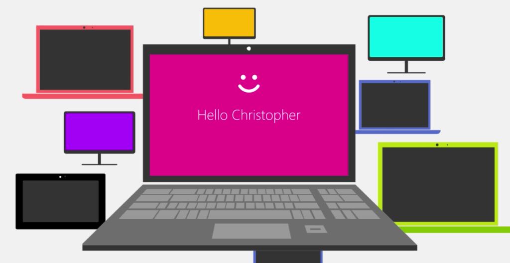 """Windows 10: Anmeldung mittels """"Windows Hello"""" in neuem Video demonstriert"""