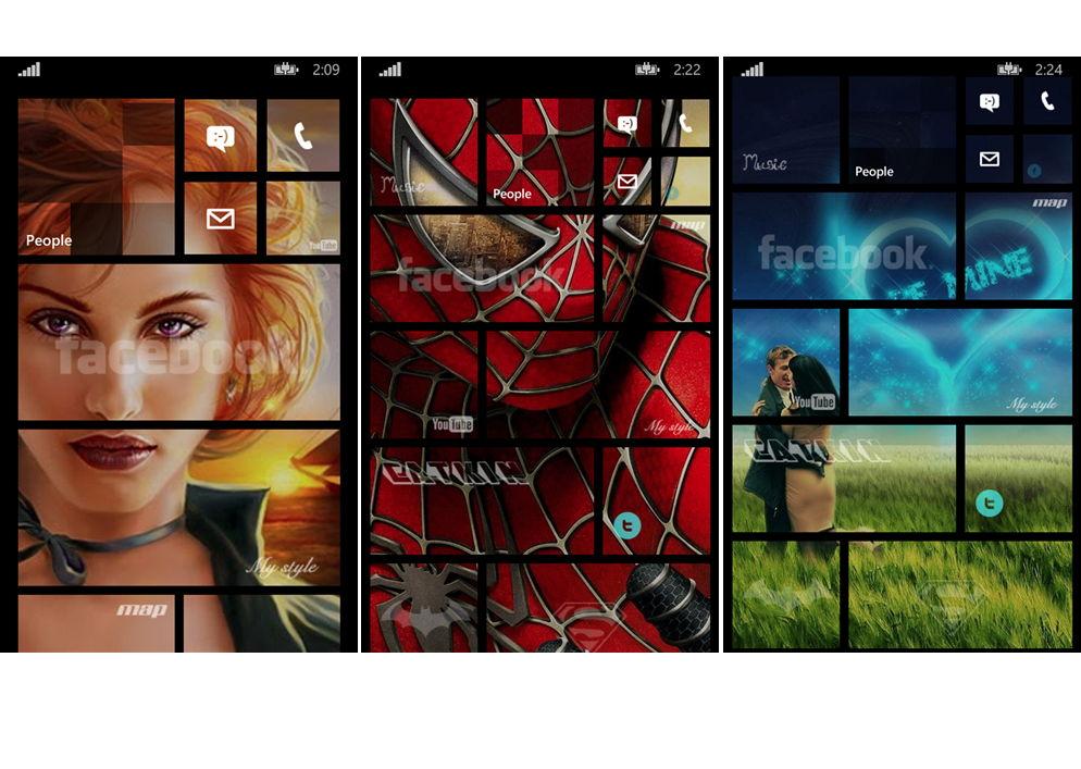App des Tages: Tiles Art für das Windows Phone