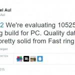 Windows 10 10525 auch im Slow Ring – Mobile 10512 nicht