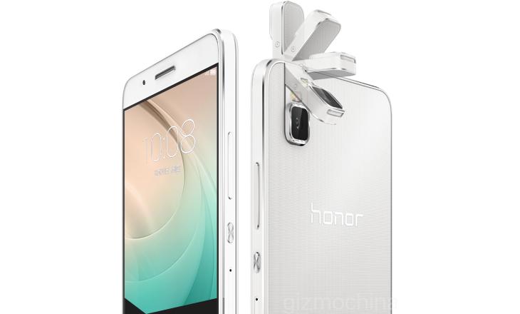 Huawei Honor 7i offiziell vorgestellt