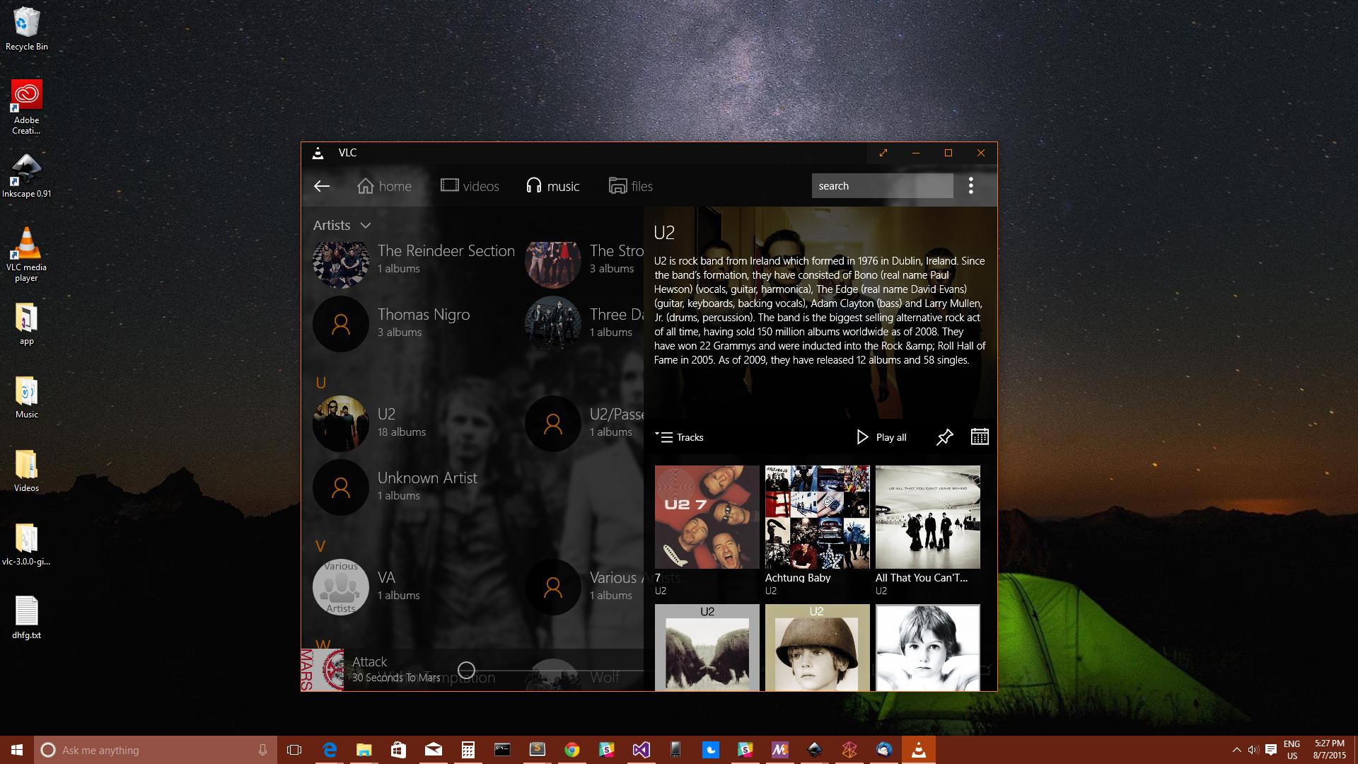 Vlc app f r windows bekommt update neues design neuer - Telecharger table de mixage gratuit windows ...
