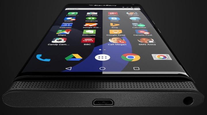 Geht BlackBerry fremd?