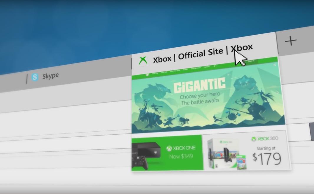 Microsoft Edge: Vorschaubilder für die Tabs ab der nächsten Insider-Preview