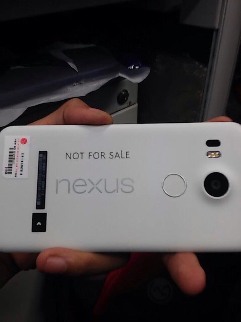 LG Nexus 5 (2015): Rückseite verrät einige Details (inkl. Spezifikationen)
