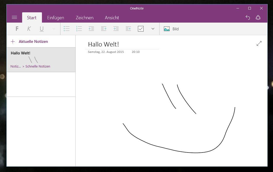 Windows 10 – OneNote, PowerPoint und Excel App bekommen Updates