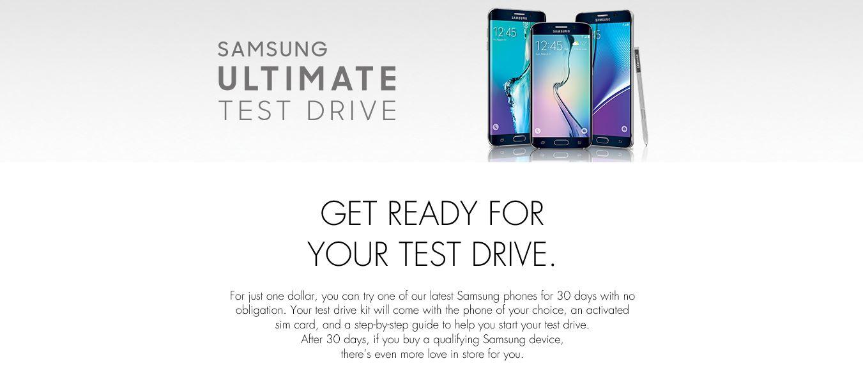 Samsung startet Galaxy S6 Edge Probierprogramm in den USA