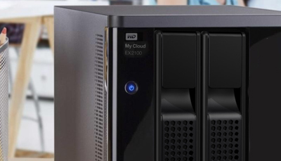 Test: WD My Cloud EX2100