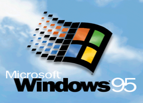 Happy Birthday Windows 95!