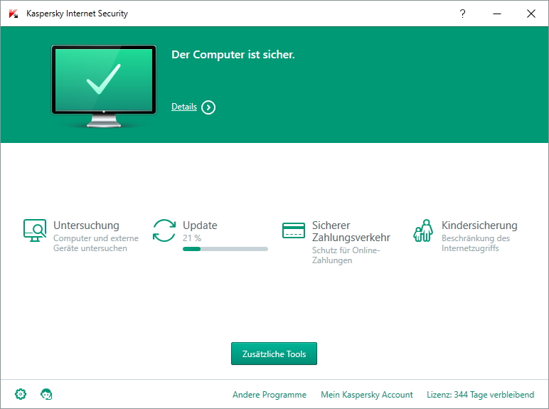 Kaspersky Internet Security 2016 – Vorstellung & Verlosung