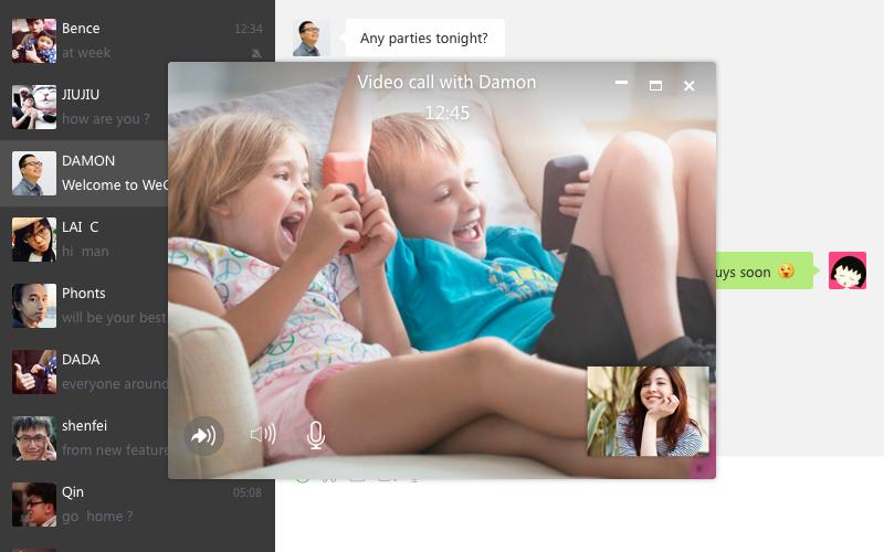 Windows – WeChat bekommt Videotelefonie-Funktion